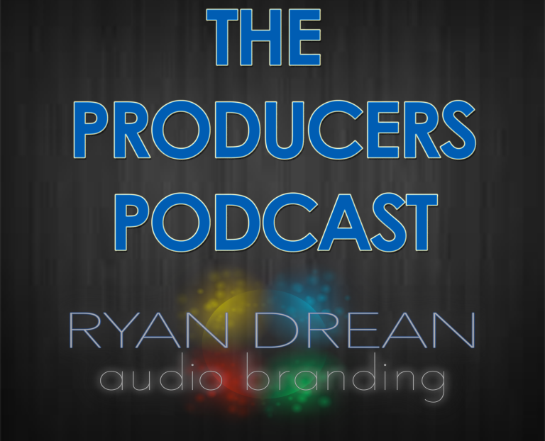 On The Producer's Podcast with Ryan Drean