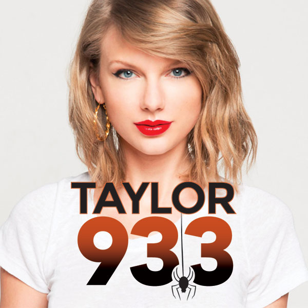 Taylor 933 – Taylor Swift takes over 93.3 FLZ